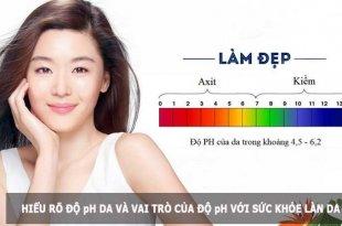 Những Chia Sẻ Về Độ pH Của Làn Da 33