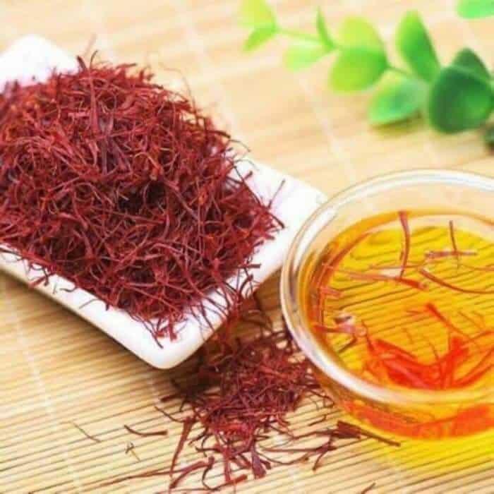 safron mask recipe for dry skin