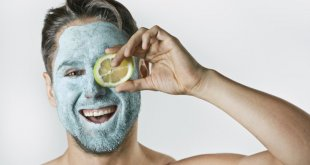Revealing 5 Formula Fruit Spa Standard Mask For Men 10