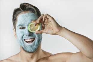 Revealing 5 Formula Fruit Spa Standard Mask For Men 22