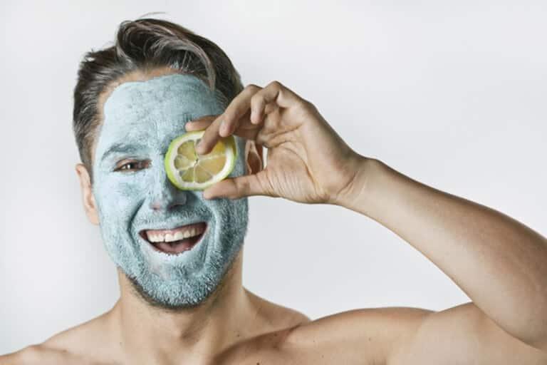 mặt nạ trái cây chuẩn spa cho nam