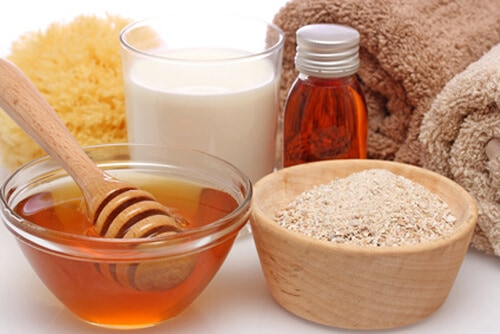 Instructions on how to Use the Honey Mask for Each Skin Condition 4