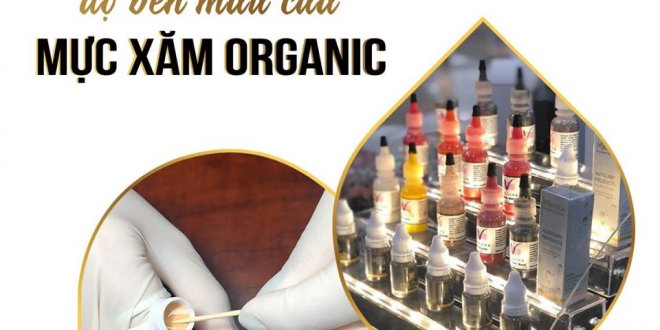 Factors Affecting the Color Fastness of Organic Tattoo Inks 1