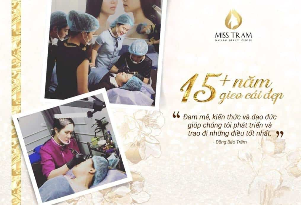 Top Spa Teaching In Dong Nai: Skincare, Cosmetic Tattooing 5