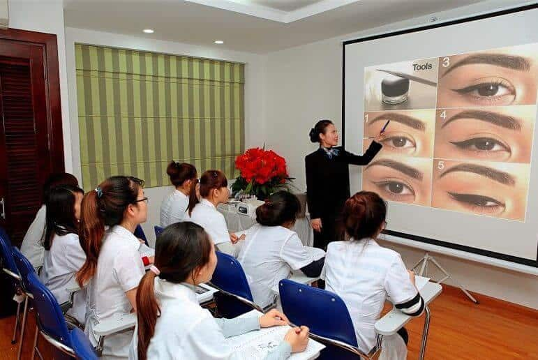 Top Spa Teaching in Nam Dinh: Skin Care, Cosmetic Tattooing 6