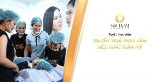 Top Spa Teaching In Dong Thap: Skincare, Cosmetic Tattooing 4