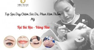 Top prestigious and high-quality Skin Care and Cosmetic Tattooing Training Facility in Vung Tau now includes jobs