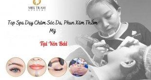 Top Quality, Prestigious, Cheap Skin Care Training Facility in Yen Bai and get the original job back