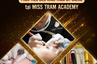 Điểm Khác Biệt Ở Khóa Học Điêu Khắc Thẩm Mỹ Online Tại Miss Tram 18