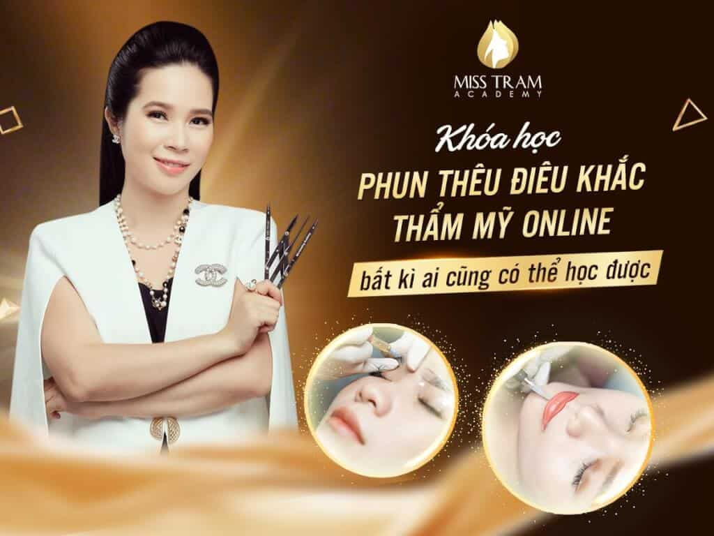 Top Spa Training In Skin Care, Cosmetic Tattooing In An Giang 2