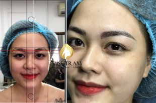 Experience in Handling Light Eyebrows Using Sculptures 13