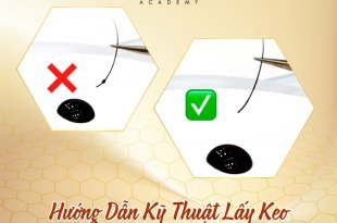 Technical Guideline for glue removal for long-lasting & long lasting lashes 26