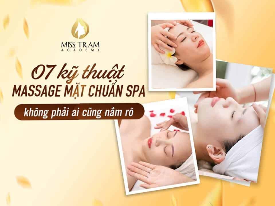 Kỹ Thuật Massage Mặt Đúng Chuẩn Spa 2