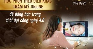 Học Phun Xăm Thẩm Mỹ Online Dễ Dàng Hơn Trong Thời Đại Công Nghệ 4.0 8