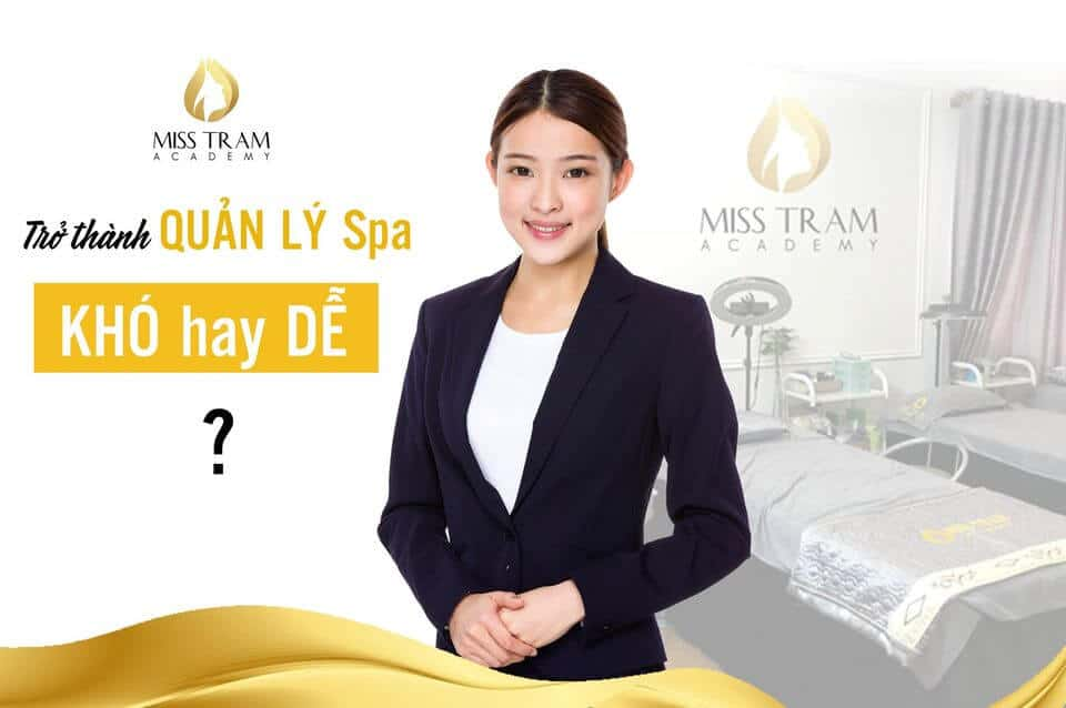 Experience To Be A Spa Manager