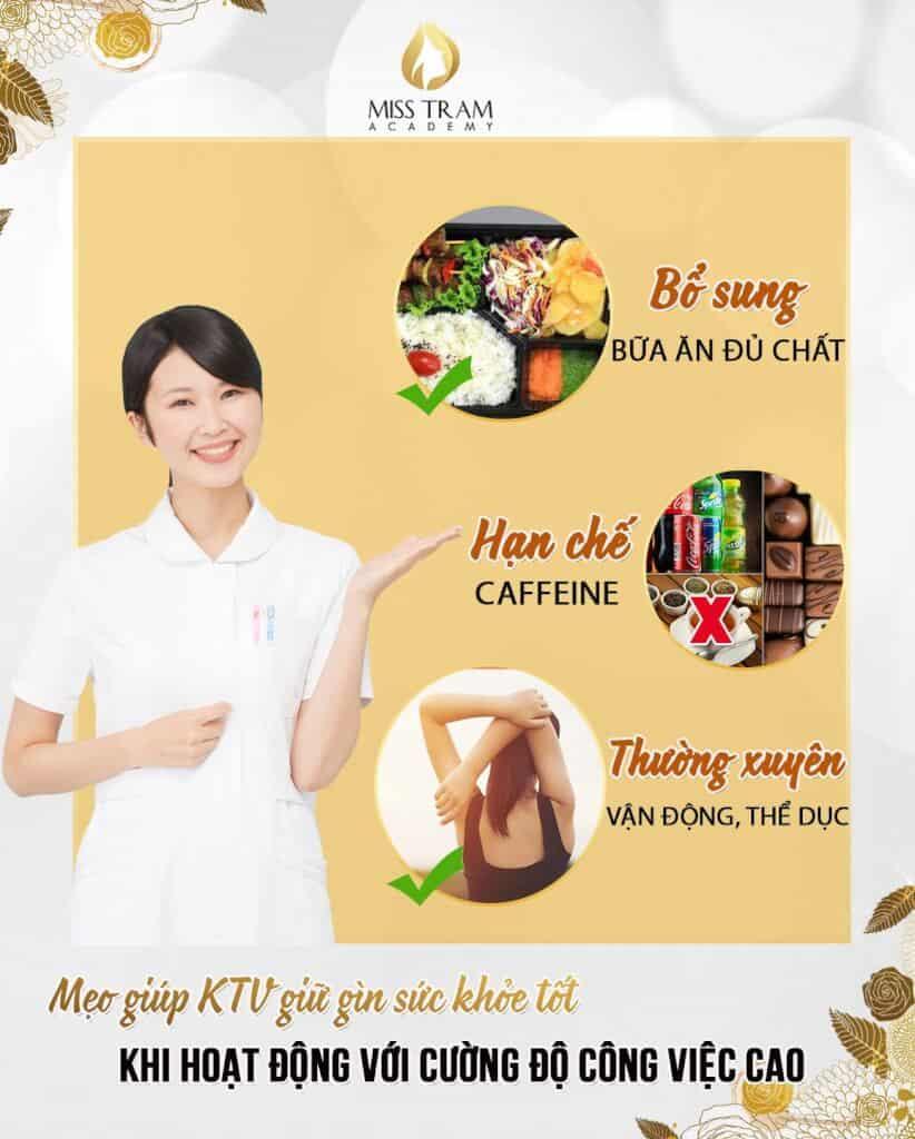 cách giúp ktv spa luôn giữ sức khỏe tốt