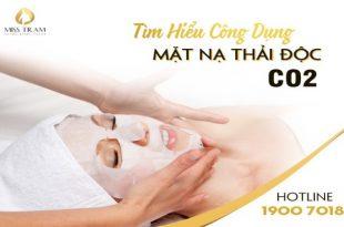 co2 skin detox mask