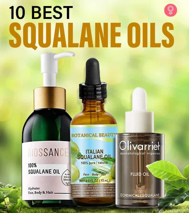 Squalane oil hoạt chất chống lão hóa tốt