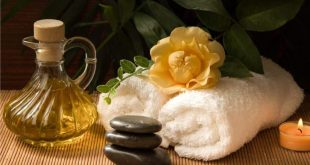 Essential oils commonly used in spas