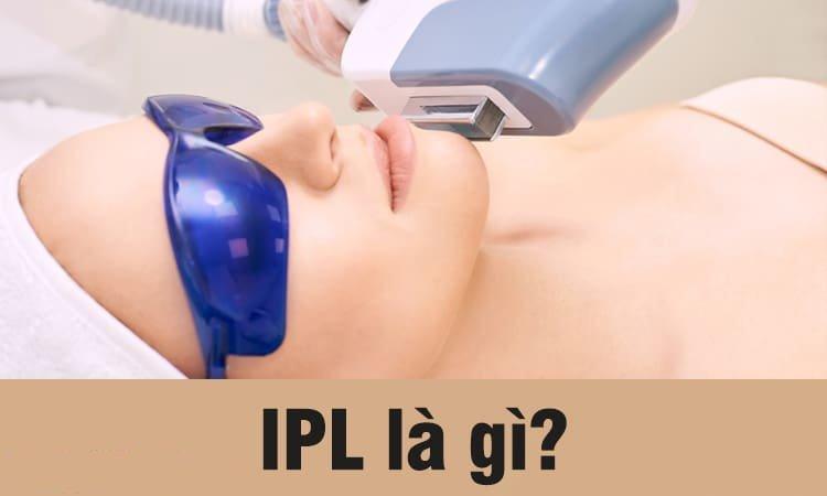 IPL beauty technology