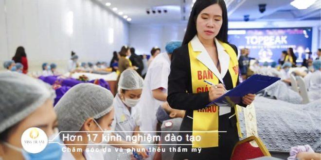 Miss Tram Academy – Professional beauty training center