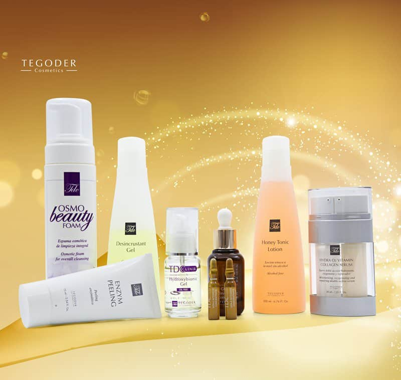 cosmetic brand for spa